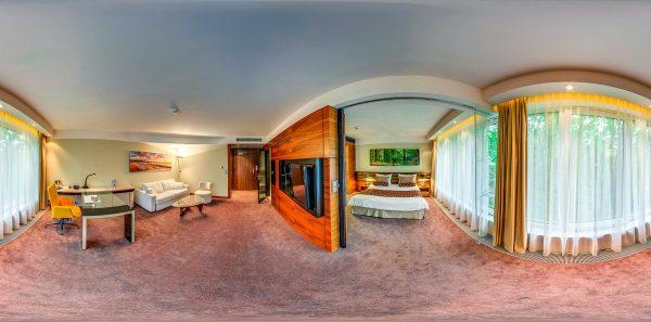 Panoramy 360 - spacery wirtualne po hotelach