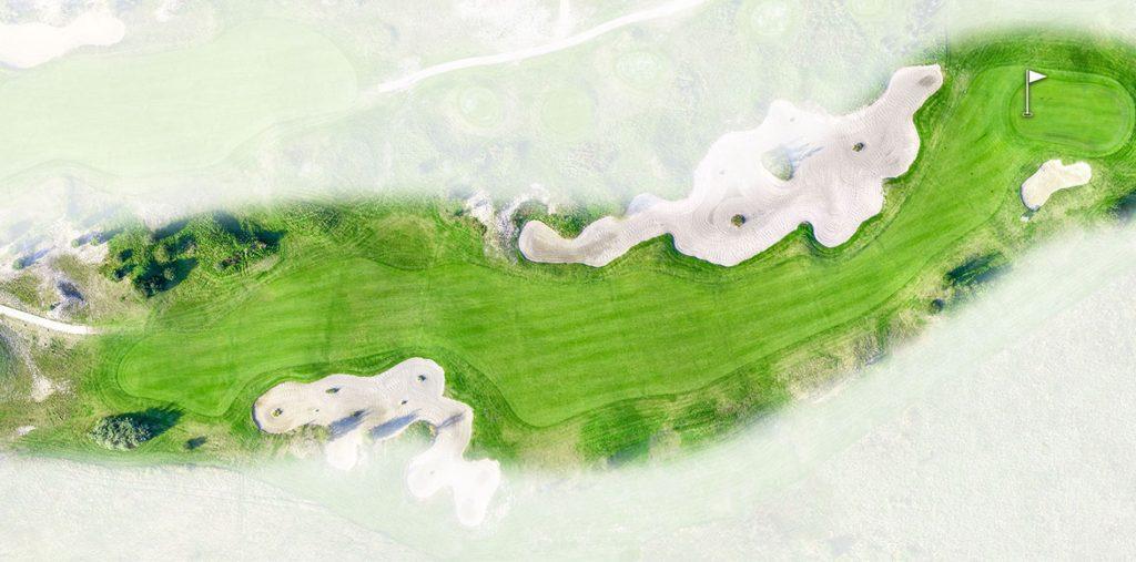 Mapy fotograficzne z drona z powietrza