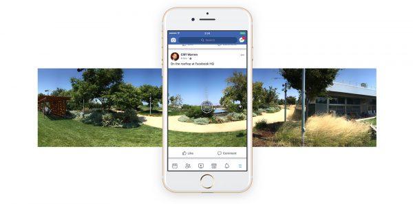 Panoramy 360 na facebooka, zdjęcia 360