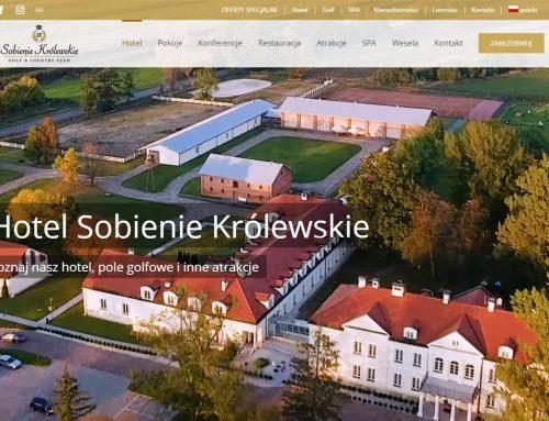Hotel Sobienie Królewskie