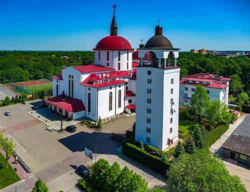 Kościół ul. Przy Bażantarni, Warszawa Ursynów